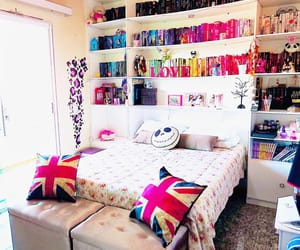 cute room, pillows, and rooms image