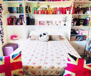 cute room, inspiration, and pillows image