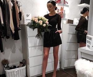 couple, fashion, and girl image
