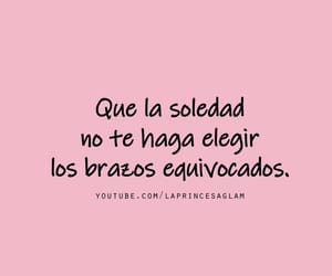 amor, frases, and pink image