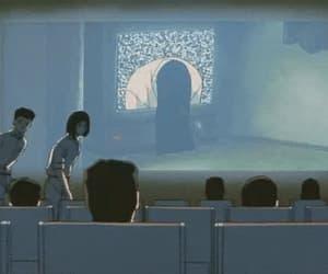 anime, gif, and retro image