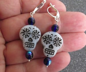 day of the dead, etsy, and hispanic image