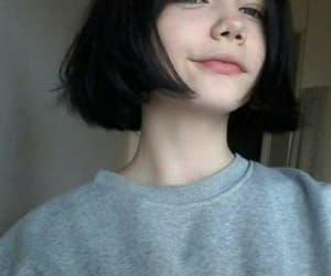short hair image