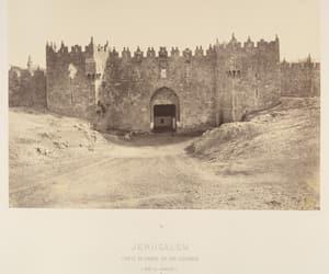 gate, metmuseum, and Jerusalem image