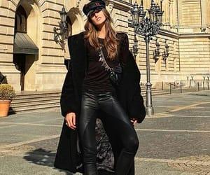 alessandra ambrosio, black, and Izabel Goulart image