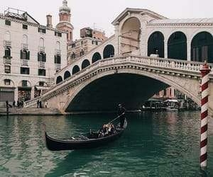 venice, adventure, and italy image