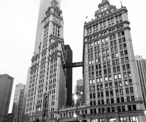 architecture, chicago, and city image