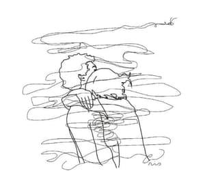hug, love, and art image