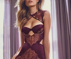 josephine skriver, model, and Victoria's Secret image