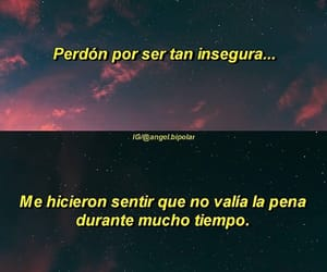 frases, palabras, and perdon image