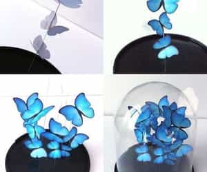 Cool Turquoise Room Decor Ideas - DIY Butterfly Decor - Fun Aqua Decorating Look... - Nice Home Decor