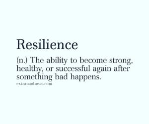 resilience and definition image