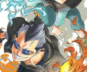 manga, wallpaper, and black clover image