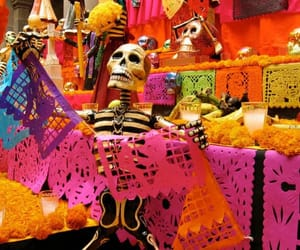 mexico, traditions, and dia de muertos image
