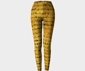 apparel, leggings, and pattern image
