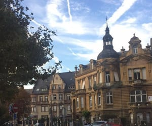 autumn, city, and paris image