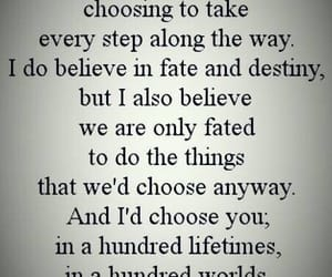 love, quotes, and destiny image
