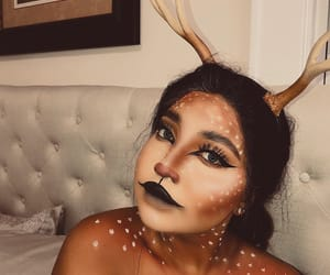 deer, fashion, and look image
