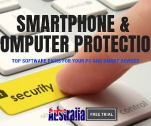 protect my phone, antivirus 2018, and best computer security image