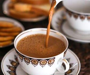 biscuits, coffee, and teatime image