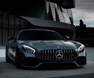 mercedes-benz and gtr image