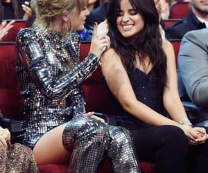 Taylor Swift, amas, and camila cabello image