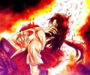 itachi and sasuke uchiha image