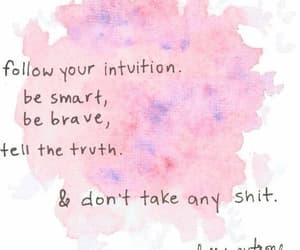 quotes, brave, and smart image