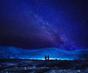 blue, ice, and journey image