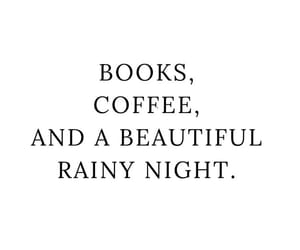 beautiful, books, and coffe image