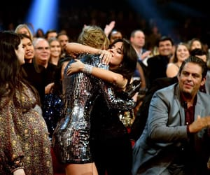 Taylor Swift, camila cabello, and american music awards image