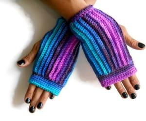 etsy, fingerless gloves, and birthday gift image
