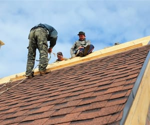 roofers in london and flat roofing services image
