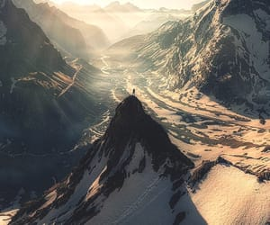 Alps, travel, and landscape image