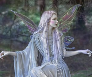 fairy and hair image