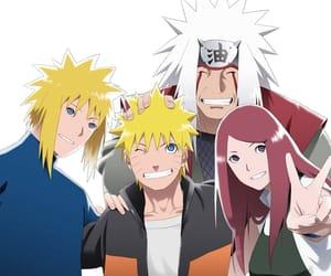 anime, naruto shippuden, and yellow flash image