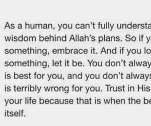 islam, quote, and life image