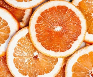 orange, fruit, and background image