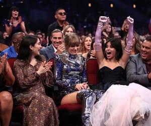 Taylor Swift, camila, and amas image