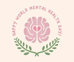 art, medicine, and mental health image