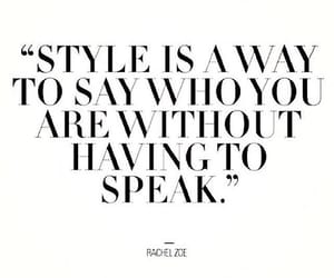 style, quotes, and text image