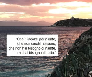 frasi, tramonto, and tumblr image