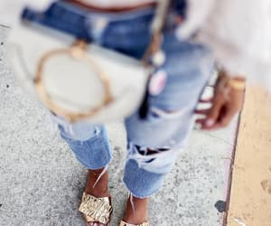 chloe bag, fashion blogger, and street style image