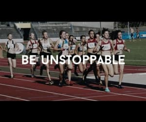 inspired, quotes, and running image
