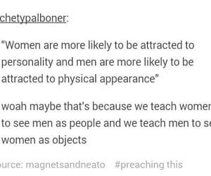 feminism, quotes, and tumblr image