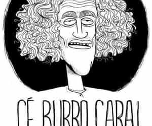 caetano veloso, meme, and mpb image
