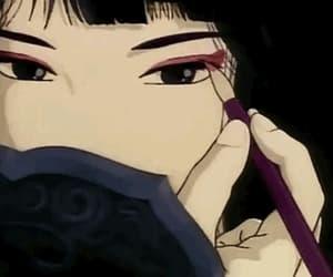 anime, gif, and 90s anime gif image