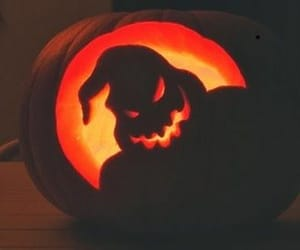 pumpkin and the nightmare before christmas image