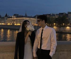 asia, couple, and korea image