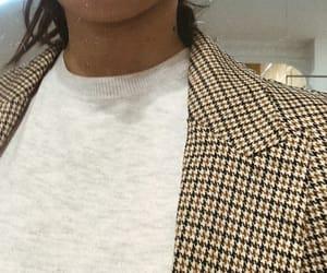 aesthetics, autumn, and blazer image